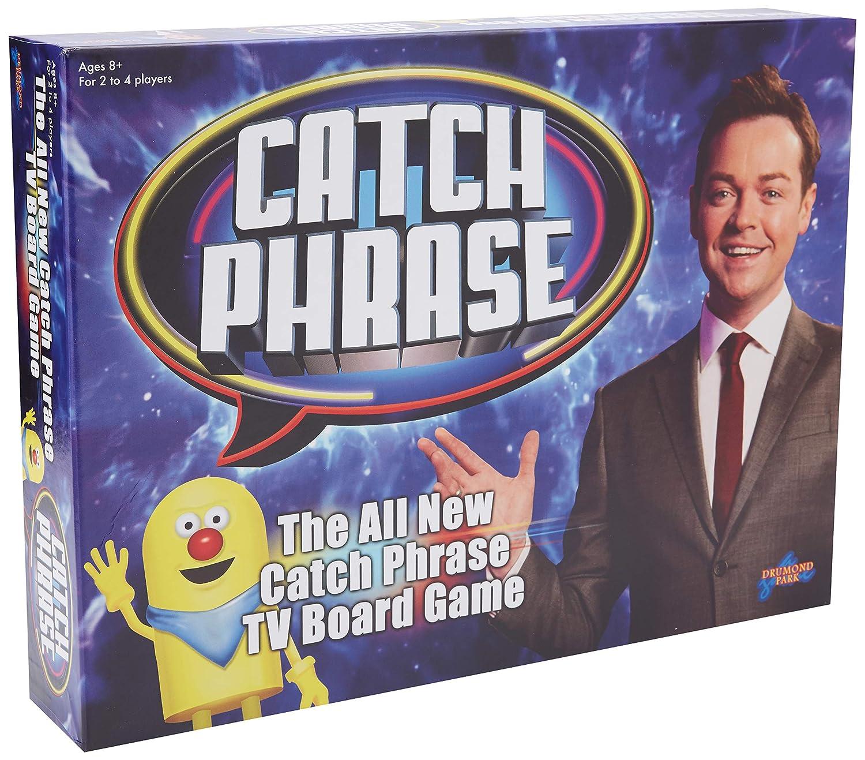 Catch Phrase Spiel (Englische Sprache) [UK Import]