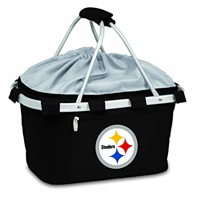 NFL Pittsburgh Steelers Metro Insulated Basket: Sports & Outdoors