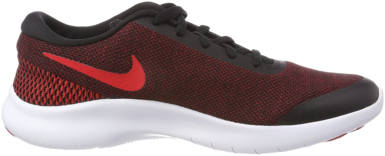 NIKE Men's Flex Experience 7 Running Shoe B071S2BS9D 7.5 M US|Black/University Red - Gym Red