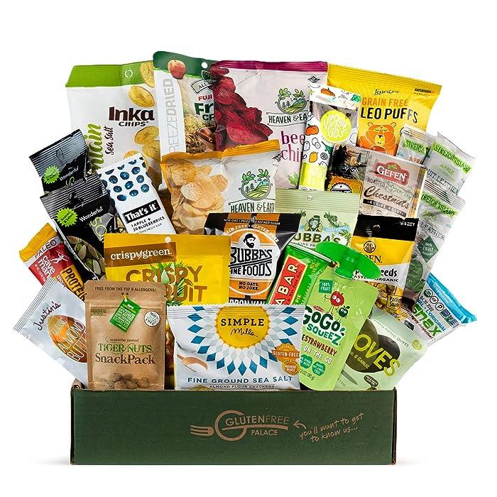 Updated 2021 – Top 10 Gluton Free Food Baskets