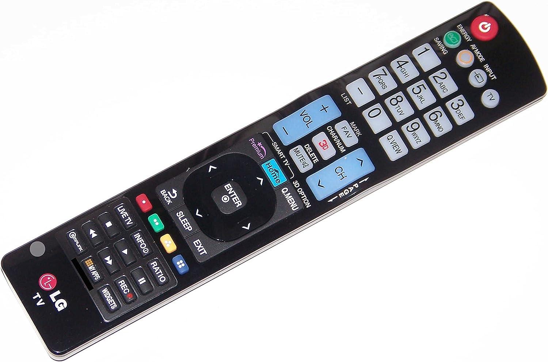 OEM LG Remote Control: 22LH20-UA, 26LH20, 47LF11, 47LF11-UA, 32LH30-UA, 37LF11
