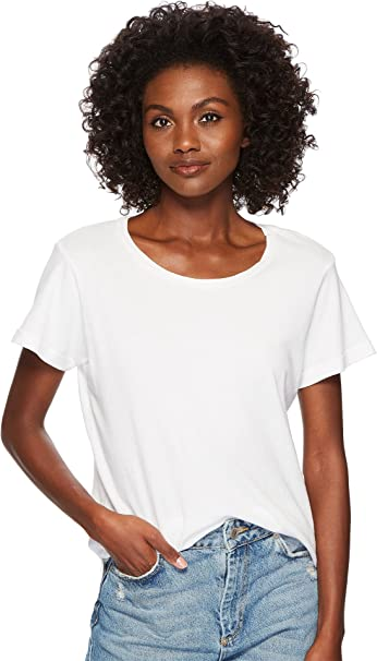 d53972c4862a00 Amazon.com  LNA Women s Mason Crew Neck  Clothing
