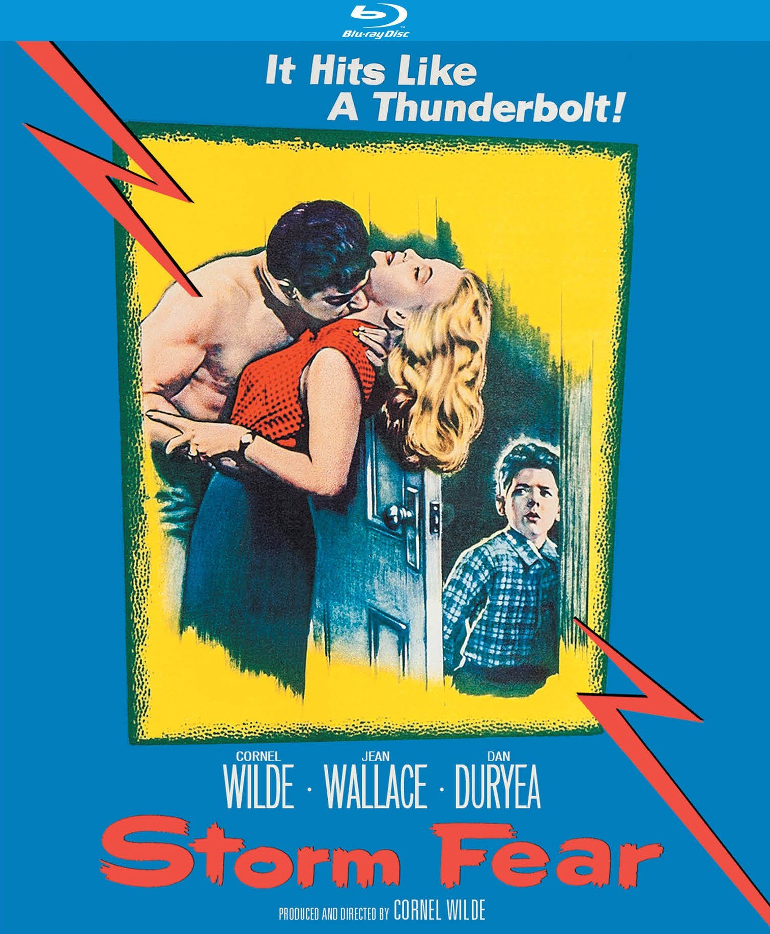 Blu-ray : Storm Fear (Remastered, Digitally Mastered in HD)