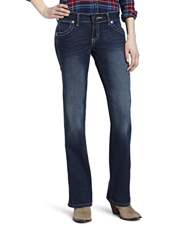 3746d227 Wrangler Women's Premium Patch Sadie at Amazon Women's Jeans store