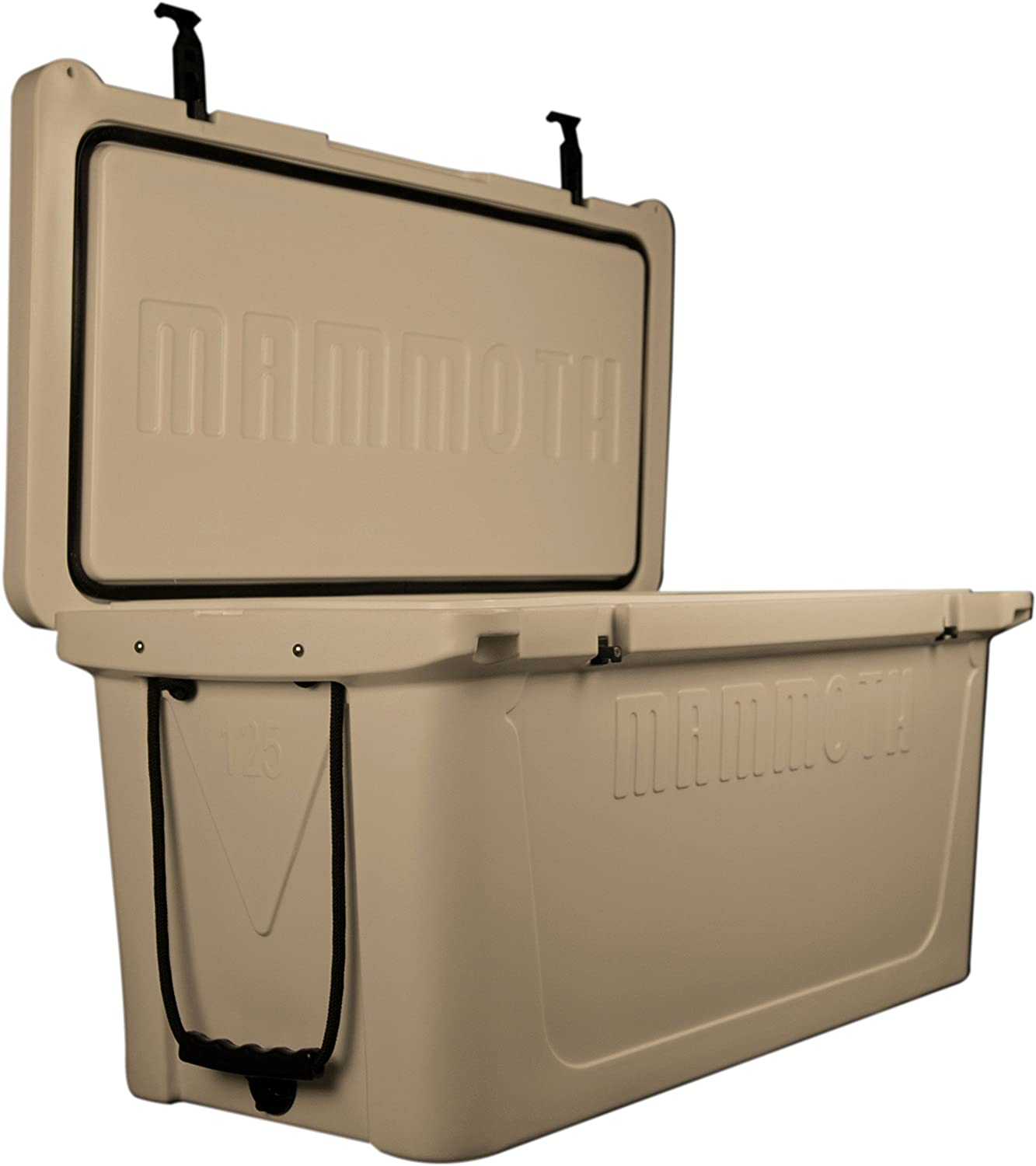Mammoth Coolers Ranger MR125T Cooler, Tan