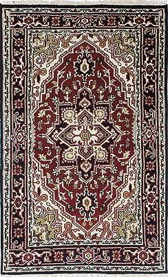 Amazon Com Persian Area Rugs 4620 Cream 8x10 Area Rugs 8