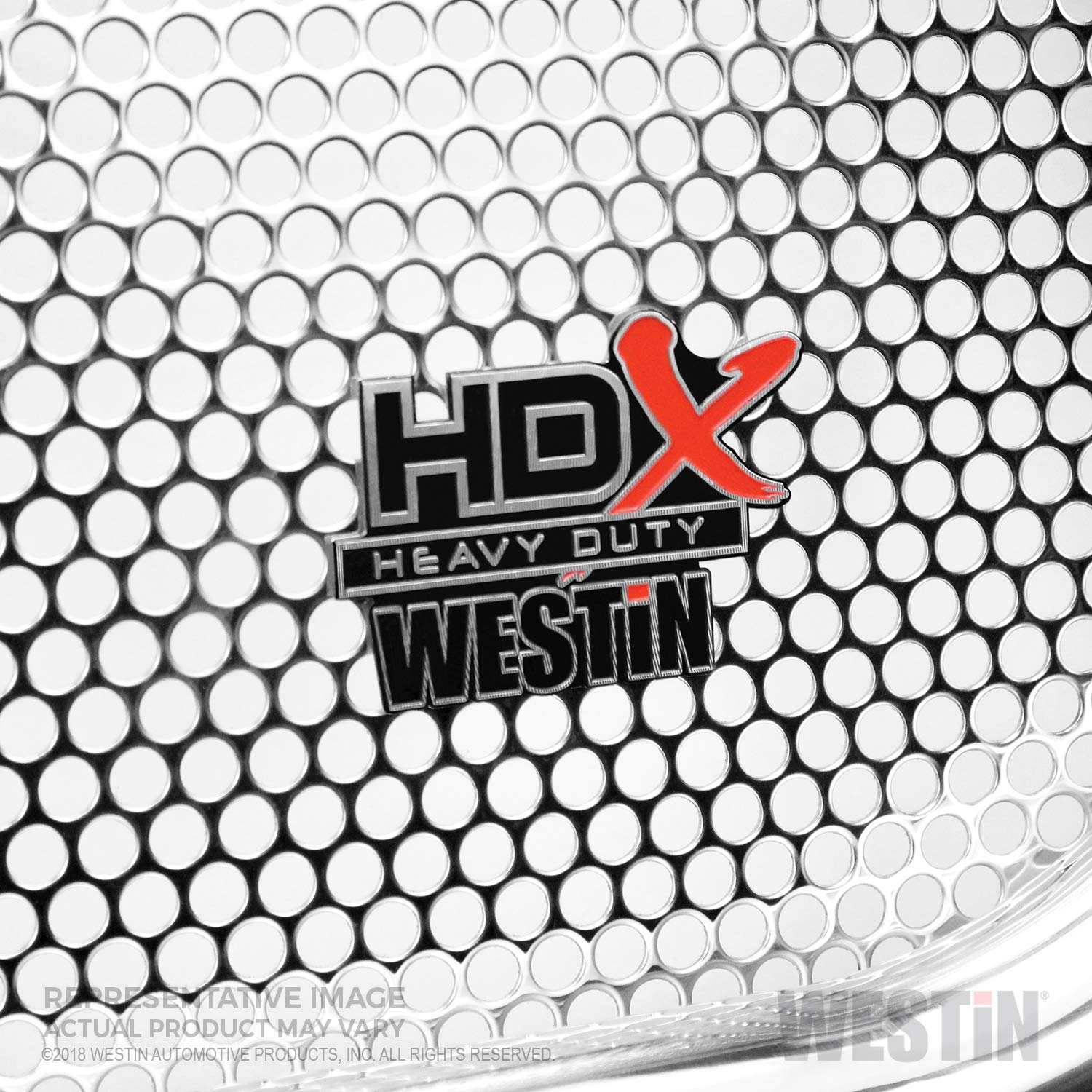 Westin 57-3540 HDX Polished Grille Guard