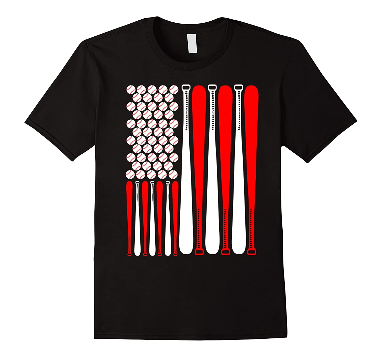 Baseball American T-shirt-CD