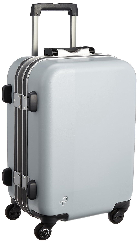[プロテカ] Proteca 日本製スーツケース エキノックスライトU 34L 3.2kg 機内持込可 00621 B019GB60XY シルバー シルバー