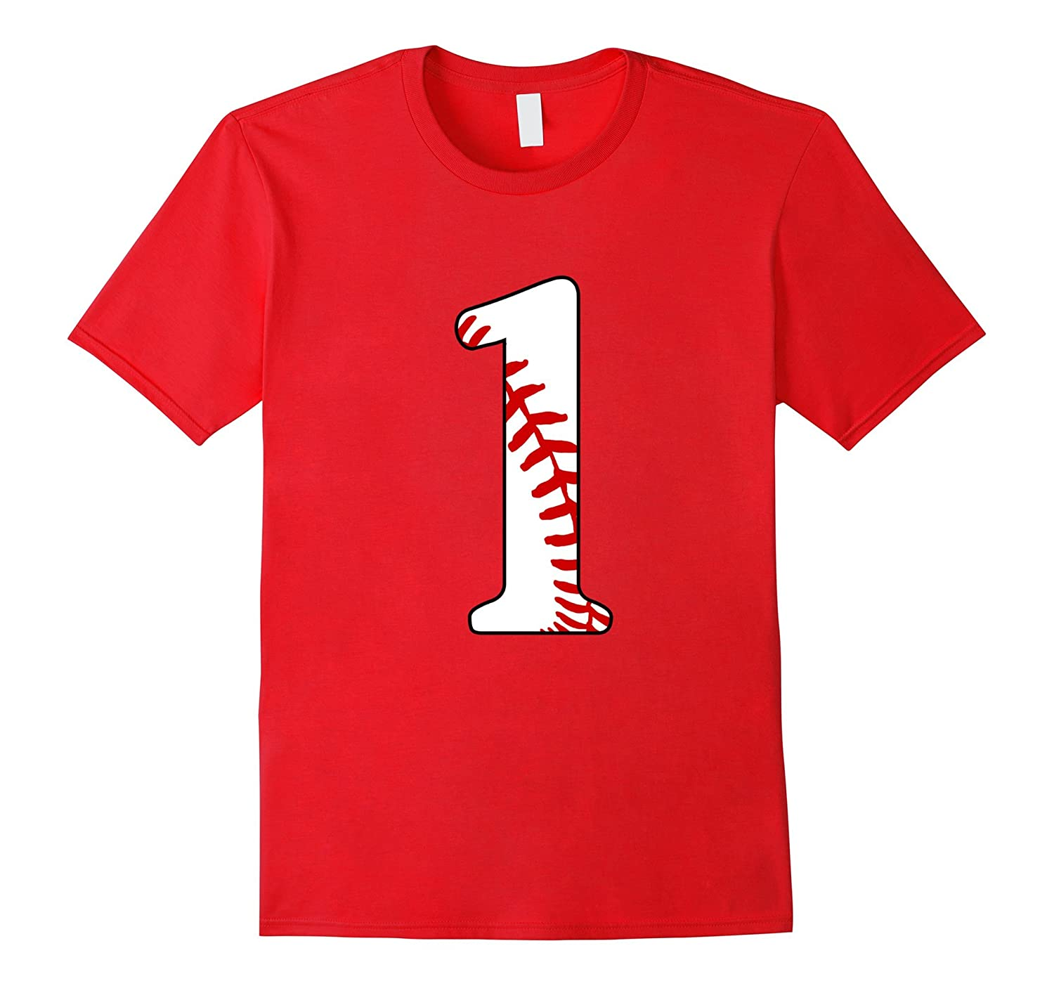1 Baseball Laces Baseball Mom Jersey Love Baseball T-shirt-PL