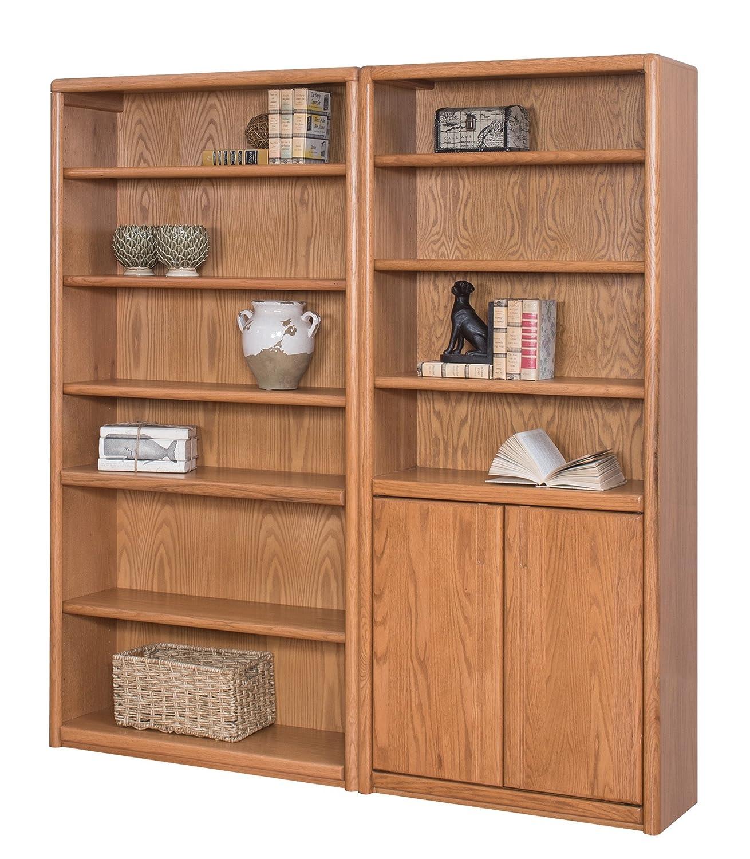 Amazon Martin Furniture Contemporary 7 Shelf Bookcase
