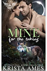 Mine for the Taking: Paranormal Dating Agency (Lone Wolves Book 1) Kindle Edition