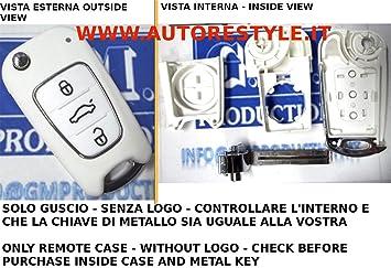 G.M. Production - Hyu X3 Blanca - Carcasa llave mando ...