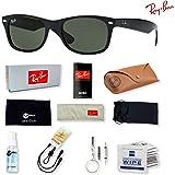 Ray-Ban RB2132 New Wayfarer Sunglasses with...