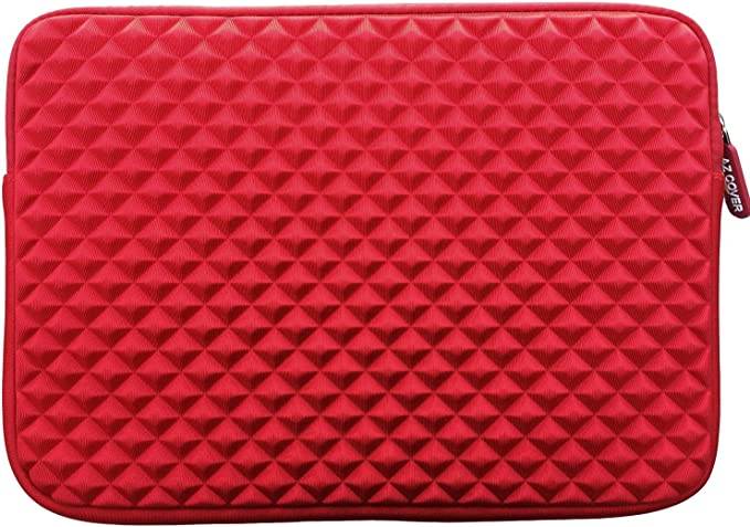 Red AZ-Cover 14-Inch Case Simplicity /& Stylish Diamond Foam Shock-Resistant Neoprene Sleeve for Lenovo Thinkpad Edge E440 20C5004YUS Student /& Business 14-Inch Laptop Computer