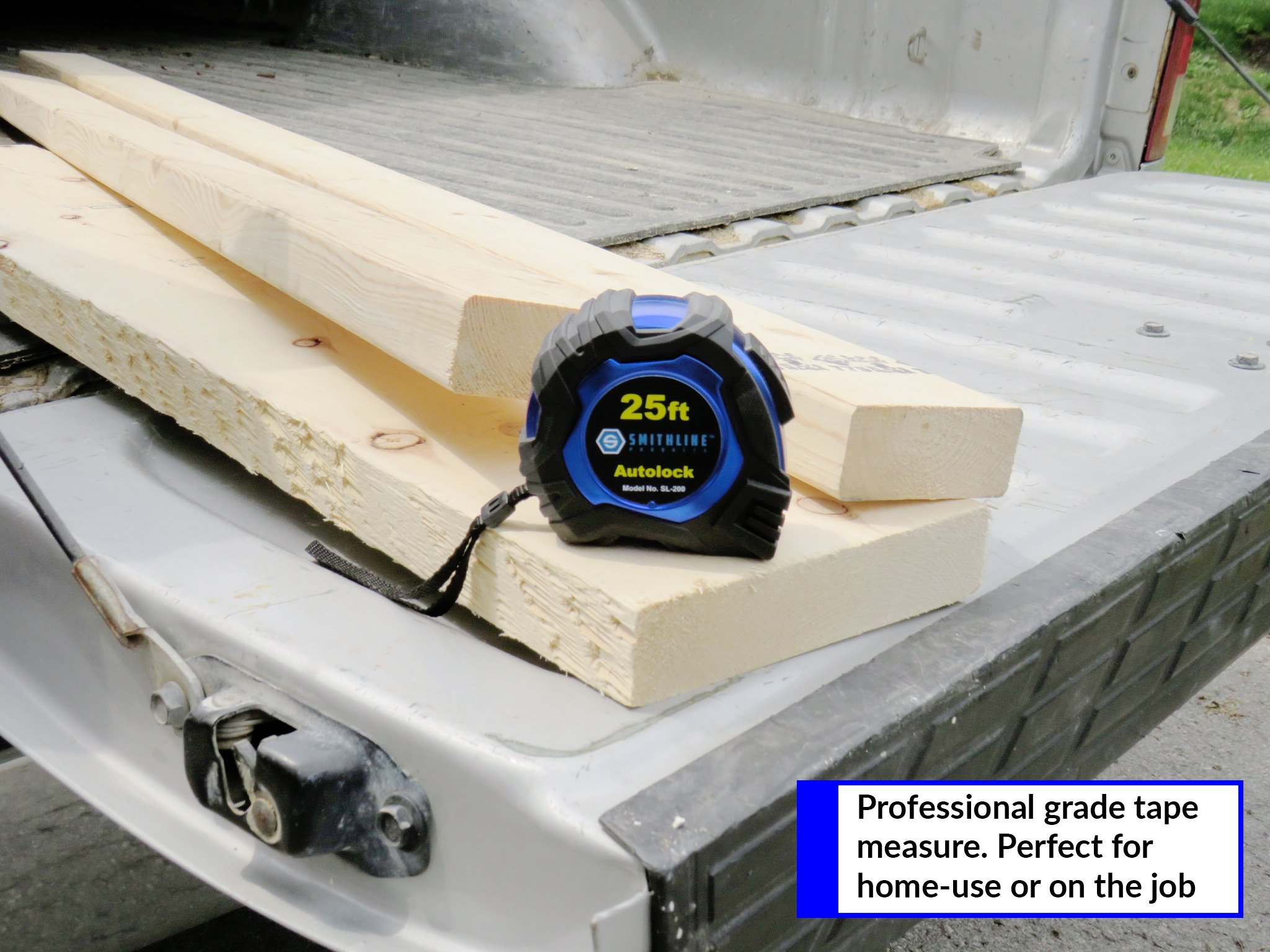 Smithline SL-200 Professional Grade Auto-lock Tape Measure by Smithline Products (Image #6)