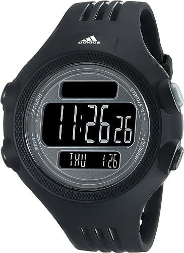 Río arriba Posible La cabra Billy  Amazon.com: Adidas Performance reloj deportivo, Estándar, Negro/Negro  ADP6080: Adidas: Watches