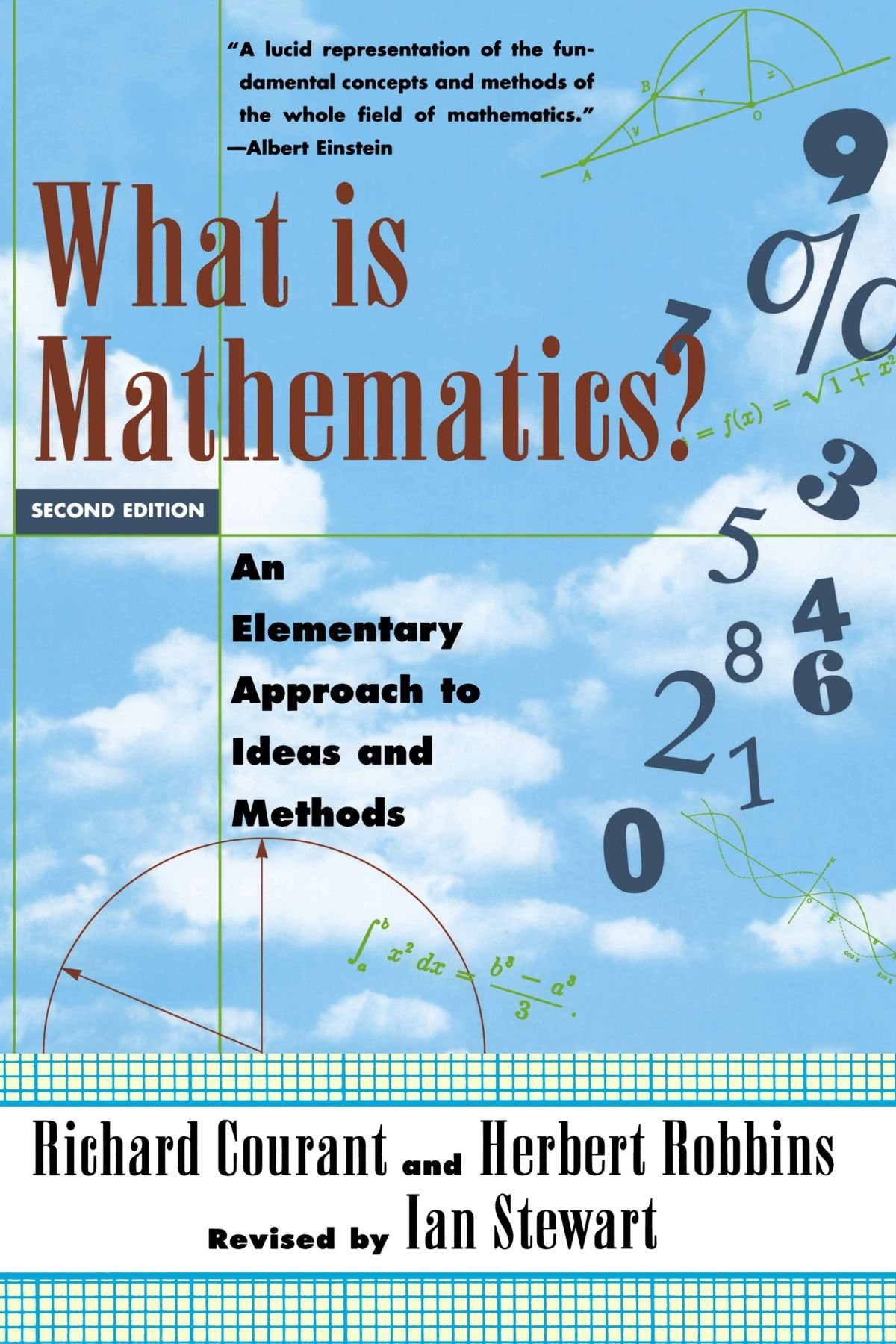 What Is Mathematics?: An Elementary Approach to Ideas and Methods ...