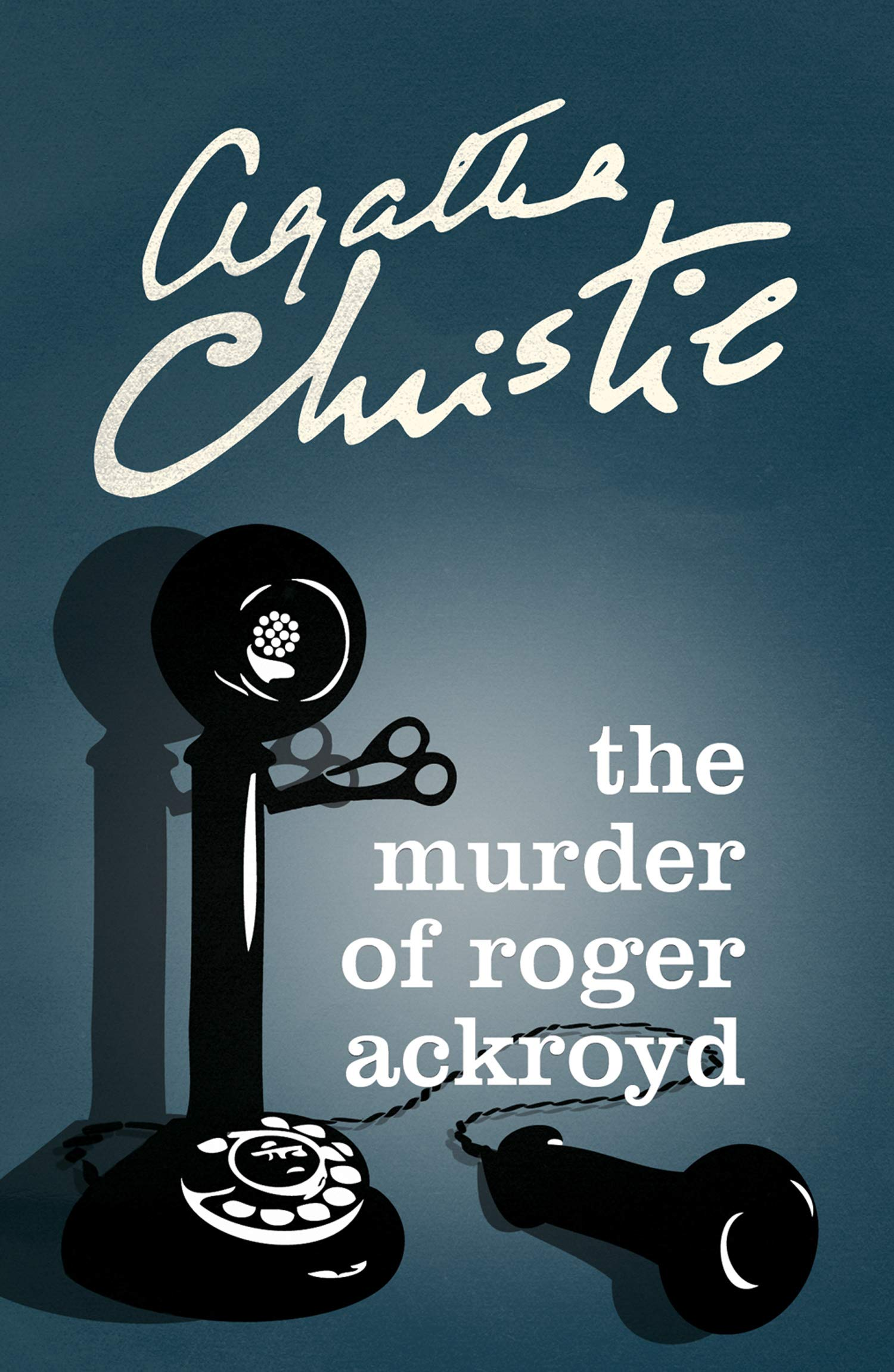 Mystery Books - The Murder of Roger Ackroyd by Agatha Christie - Laffaz
