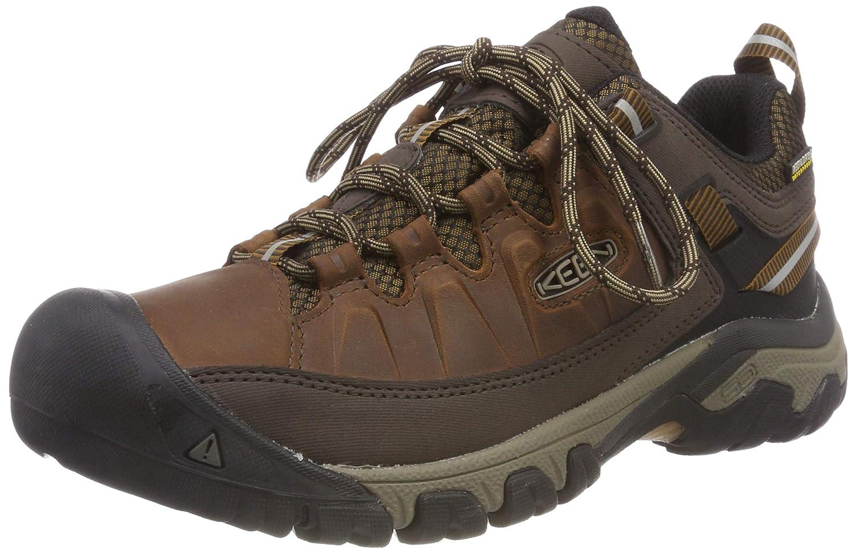 TALLA 43 EU. KEEN Targhee III WP, Zapatos de Low Rise Senderismo para Hombre