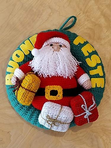 5 accessori per il Natale, a maglia e all'uncinetto - Blog Tricot | 500x375