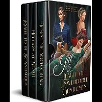 League of Unweddable Gentlemen: Books 1-3 (English Edition)