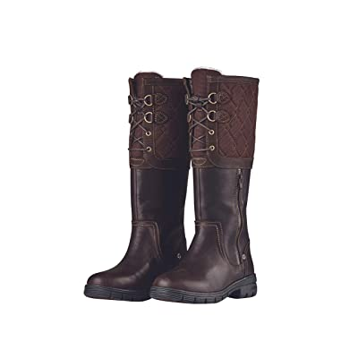 Amazon.com : Dublin Ladies Teddington Chocolate Boots : Sports & Outdoors