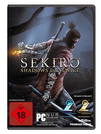 Neu ohne Spiel Sekiro Shadows Die Twice Steelbook