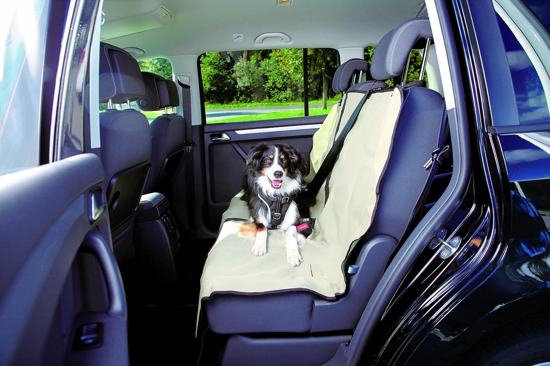 Beige Trixie Car Seat Cover 1.40X1.20 M