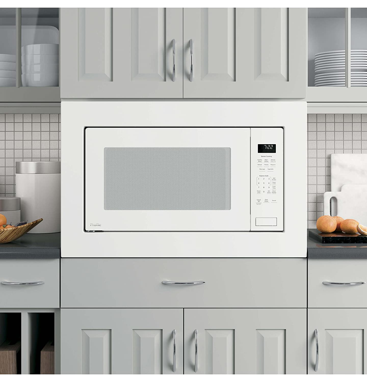 GE PEB7227DLWW Microwave Oven