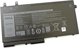 XV8CJ Dell Genuine OEM Latitude 5400 5410 5500 5510 Precision 3540 3550 Inspiron 7590 7591 7791 11.4V 42Wh Battery