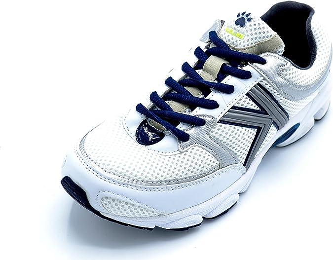 Kelme Delhi Blanco - Deportivo de Running para Hombre: Amazon.es: Zapatos y complementos