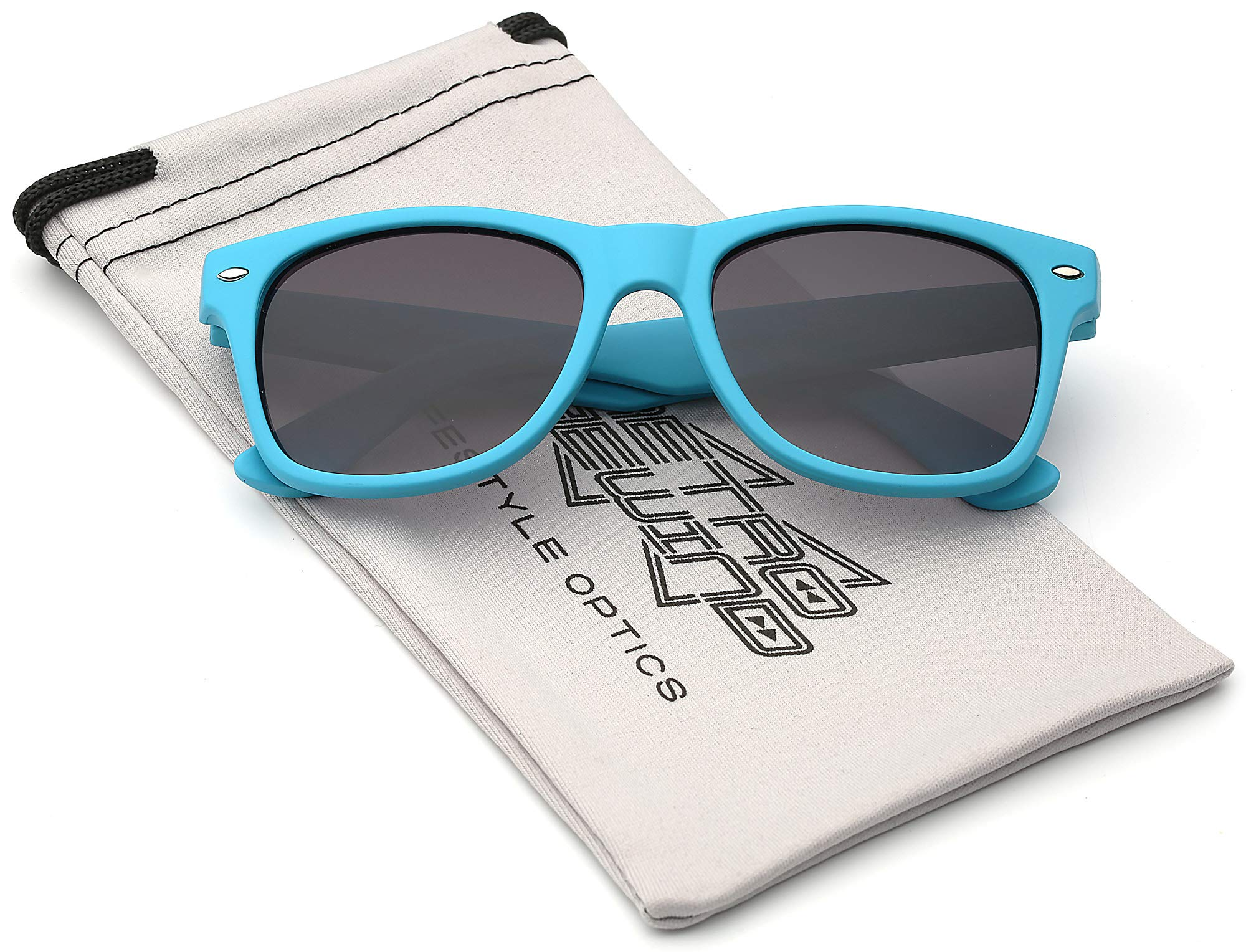 Iconic Classic Sunglasses for ChildrenToddler Preschool Grade-school Boys ...