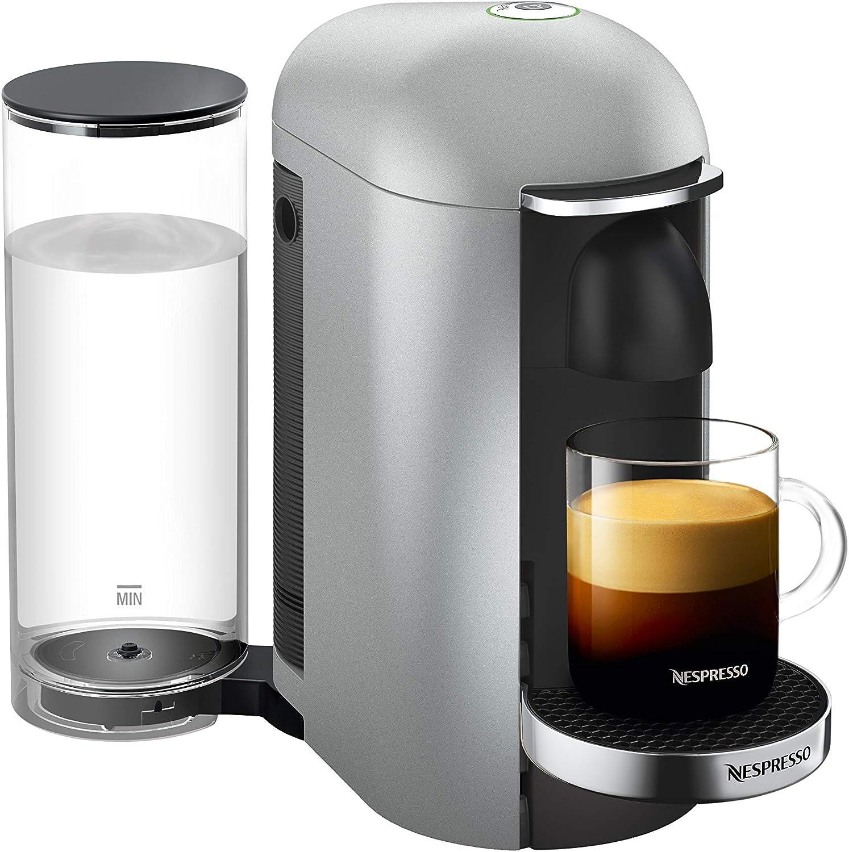 Krups Nespresso Vertuo Plus Serbatoio dellacqua da 1,7 l argento