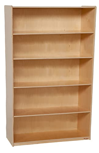 Wood Designs WD13260 X-Deep Bookshelf, 60 x 36 x 18 H x W x D