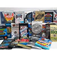 $24 » Over 200 Vintage Hockey cards in 20 Vintage Unopened Hockey Wax Packs from various brands from the 80's & 90's. Guaranteed one…