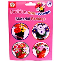 Era Innovative Gifting Do It Your Self Flower Making Kit for Creative Kids Ideal Return Gift Options Random Design