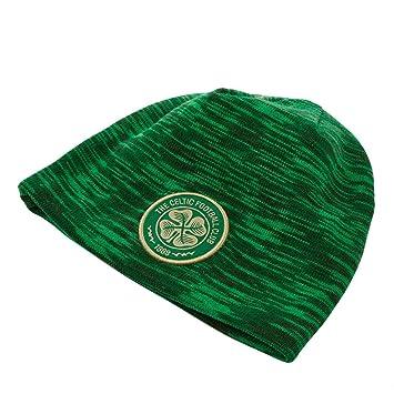 a26e5cd20a4 New Balance Celtic FC Beanie Hat  Amazon.co.uk  Sports   Outdoors