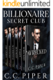 Billionaire Secret Club (Books 1-6): A Dark Billionaire Romance Books (The Billionaires Secret Club)