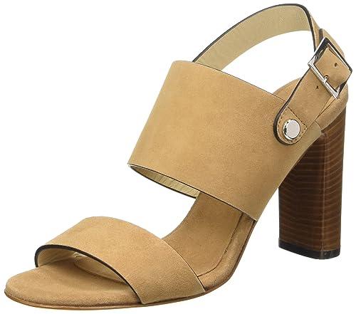 TG.36 Strenesse Sandal Maira2 Sandali con Cinturino alla Caviglia Donna