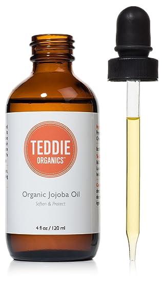 Amazon.com: Teddie Organics dorado Aceite de Jojoba ...