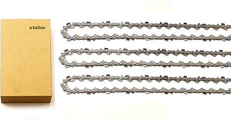 Schwert passend Ikra EKS160040cm 3//8LP 57TG 1,3mm 4 Sägeketten