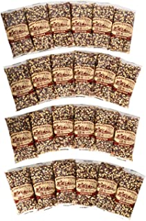 product image for Amish Country Popcorn | 24 (4 Oz Bags) Old Fashioned Purple Kernels | Old Fashioned with Recipe Guide