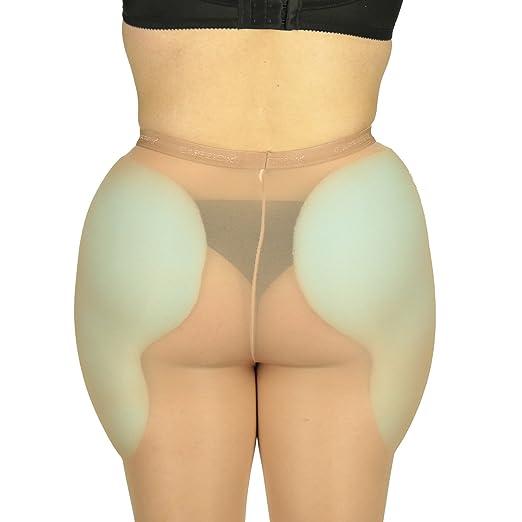 DressTech Crossdresser espuma cadera Mujeres Pads de: Amazon.es: Ropa y accesorios
