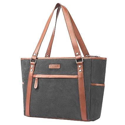 Bolso para Ordenador portátil clásico Bolsos Totes Shoppers Bolso Femenino maletín, Bolso de Hombro Bolsos de Mano para Ordenadores/Notebook / ...