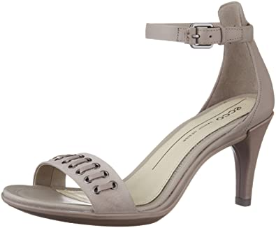 00c56fa2a6e0 ECCO Women s Women s Shape 65 Sleek Dress Sandal Moon Rock 35 EU 4-4.5