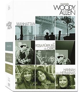 Coleccion Woody Allen Volumen 1 Bananas + La Ultima Noche De Boris ...