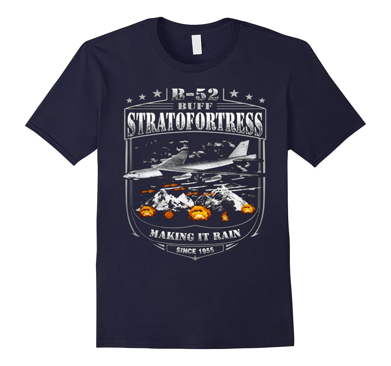 B-52 STRATOFORTRESS - MAKING IT RAIN Tshirt-TH