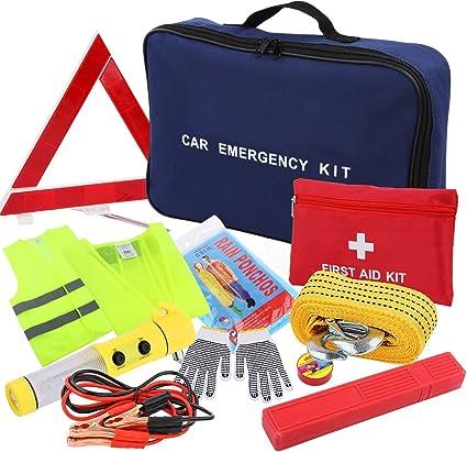 Amazon.es: Discoball Kit de Emergencia de Seguridad para Coche ...