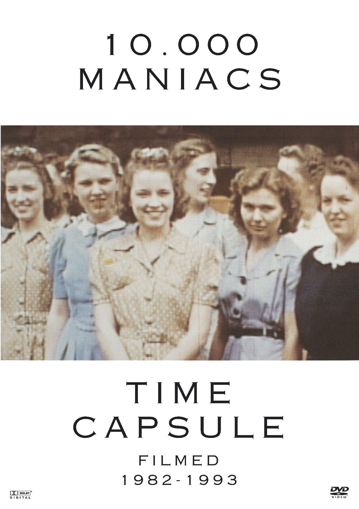 10,000 Maniacs: Time Capsule